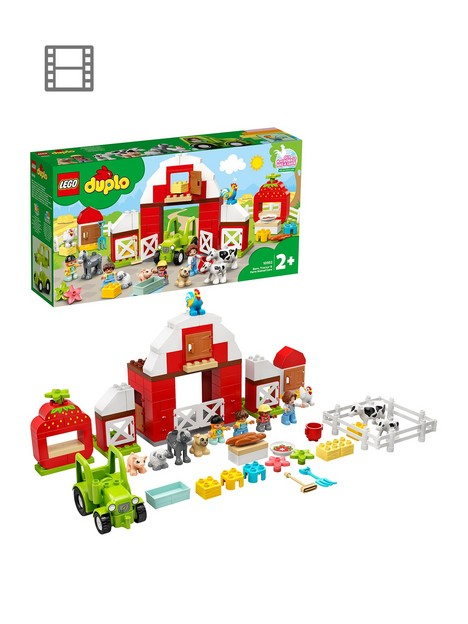lego-duplo-town-barn-tractor-amp-farm-animal-care-10952