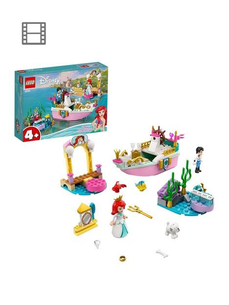 lego-disney-princess-arielrsquos-celebration-boat-toy-43191