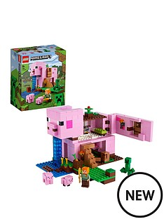 lego-minecraft-the-pig-house-building-set-21170