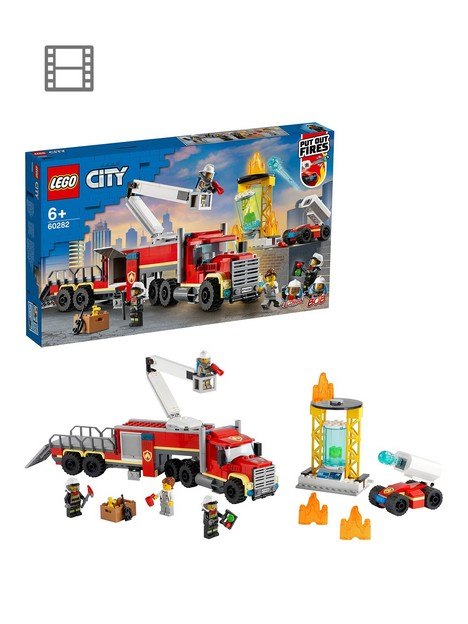 lego-city-fire-command-unit-with-toy-fire-engine-6028