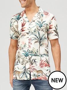 very-man-printed-shirt-ecru