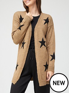 v-by-very-star-knitted-cardigan