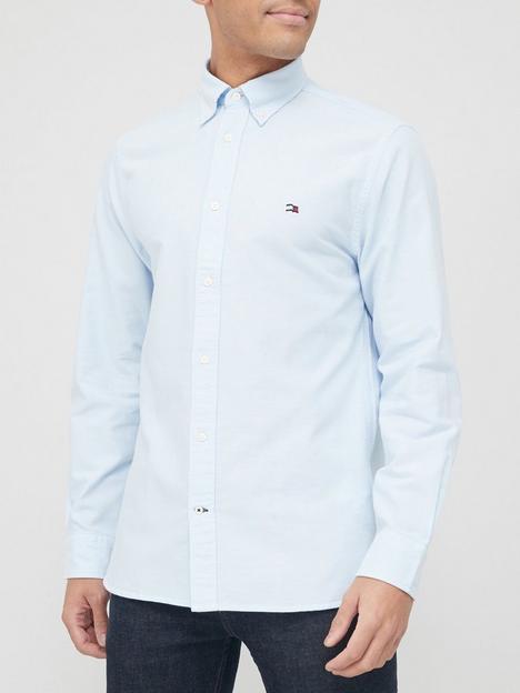 tommy-hilfiger-classic-oxford-shirt-light-blue