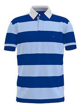 tommy-hilfiger-rugby-stripe-regular-polo-shirt-bluenavynbsp
