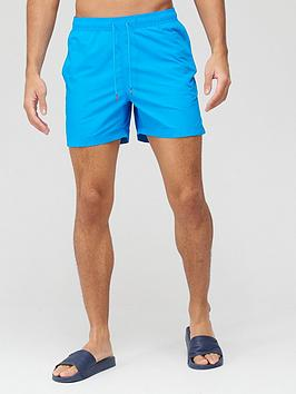 tommy-hilfiger-slim-fitnbspmedium-drawstring-swim-shorts-blue