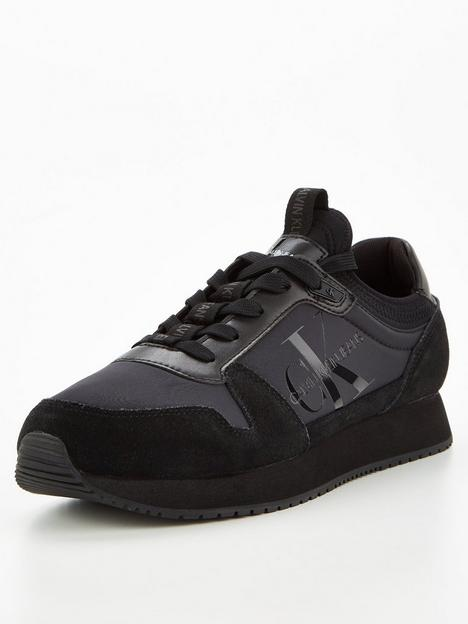 calvin-klein-jeans-runner-sock-lace-up-ny-trainers-black