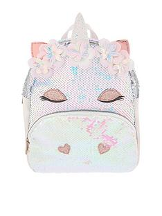 monsoon-girls-mirage-sequin-unicorn-backpack-silver