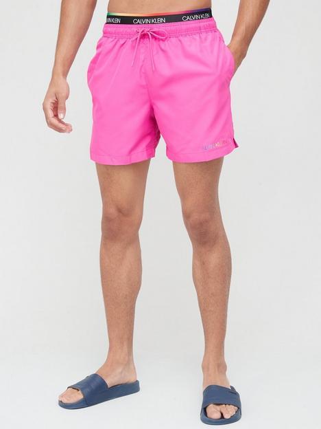 calvin-klein-pride-double-waistband-swim-shorts-pink