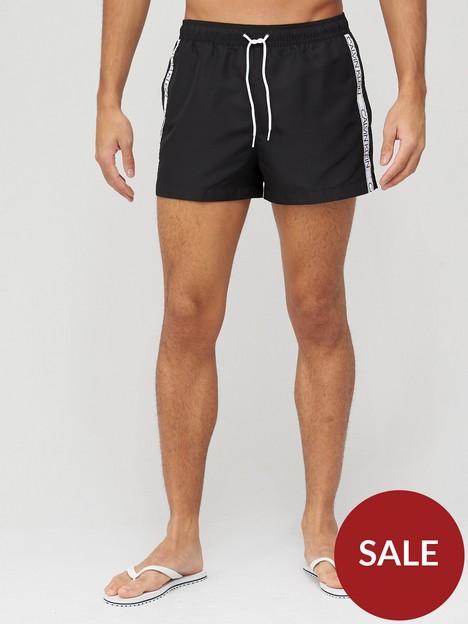 calvin-klein-short-drawstring-swim-shorts-black