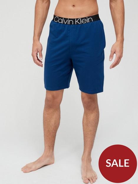 calvin-klein-lounge-logo-shorts-lake-blue