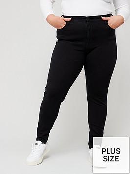 levis-plus-721reg-hi-rise-skinny-jean-black