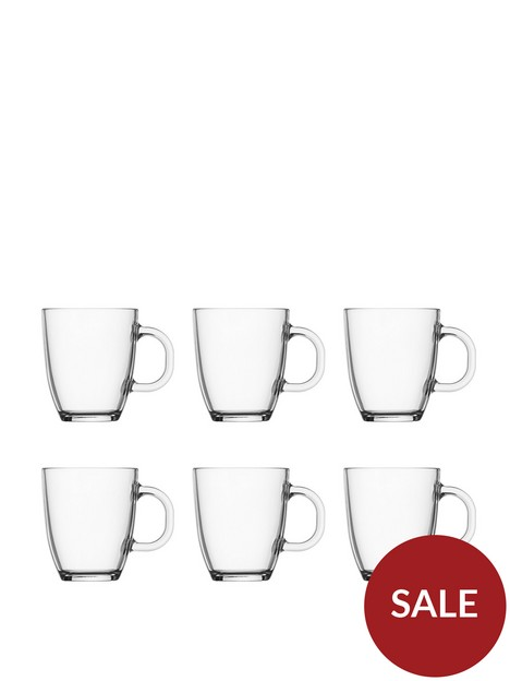 bodum-transparent-bistro-set-of-6-mugs-350ml