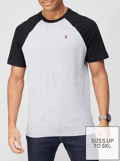 very-man-raglan-t-shirt-blackgrey-marl