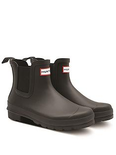 hunter-original-chelsea-welly-boot-blacknbsp