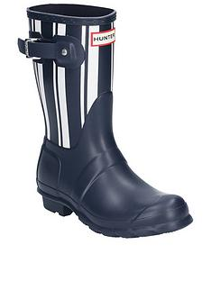 hunter-original-garden-stripe-welly-boot