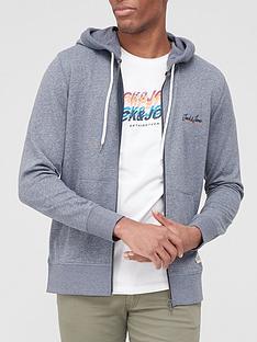 jack-jones-logo-zip-through-hoodie-grey