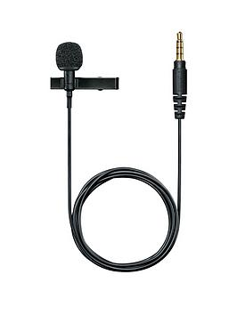 shure-mvl-lavaliere-mic-content-creation-microphone