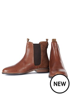 barbour-badminton-boots-tan