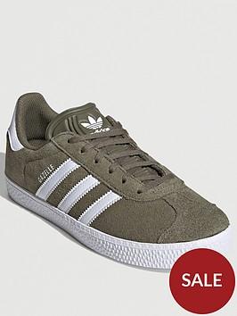 adidas-originals-gazelle-junior-khaki