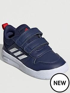 adidas-tensaur-infants-navywhite