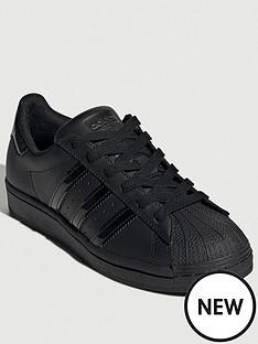 adidas-originals-superstar-junior-black