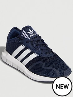 adidas-originals-swift-run-x-childrens-navy-white