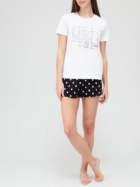 v-by-very-slogan-short-pyjamas-spot
