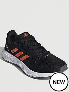 adidas-runfalcon-20-kids-blackorange