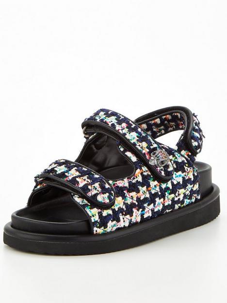 kurt-geiger-london-orson-flat-sandal-multi
