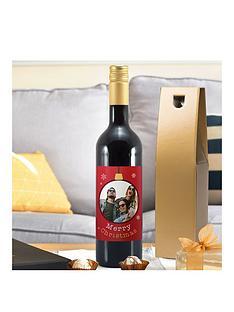merry-christmas-personalised-photo-mulled-wine