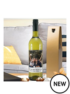 personalised-message-photo-white-wine