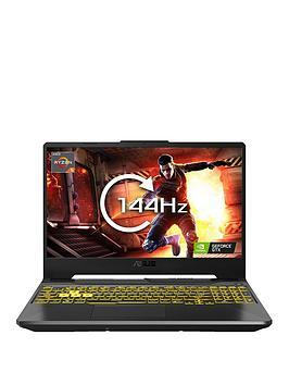 asus-tuf-fa506iu-hn255t-gaming-laptop-156-inch-full-hd-144-hznbspgeforce-gtx-1660ti-amd-r5-4600hnbsp8gb-ram-512gb-ssdnbsp--grey