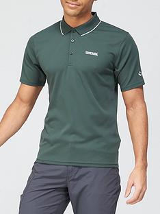 regatta-maverik-polo-green