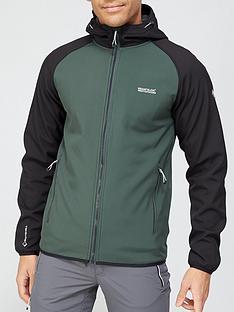 regatta-arec-hooded-soft-shell-jacket-khaki