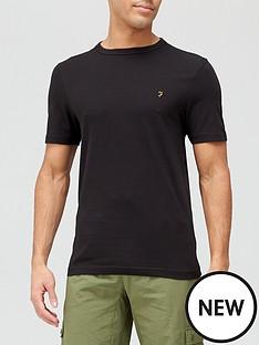farah-danny-t-shirt-black