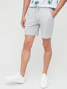 farah-jersey-short-grey