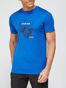 regatta-fingal-logo-t-shirt-blue