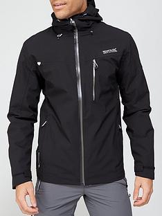 regatta-birchdale-jacket-black