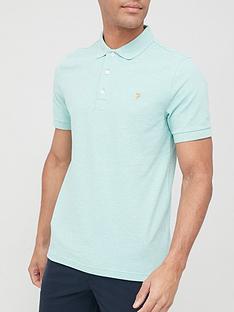 farah-blaine-polo-shirt-light-green