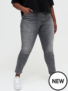 calvin-klein-jeans-plus-size-high-rise-ankle-length-skinny-jean-grey