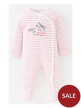 mini-v-by-very-baby-girls-fathers-daynbspmy-daddy-loves-me-sleepsuit-pink