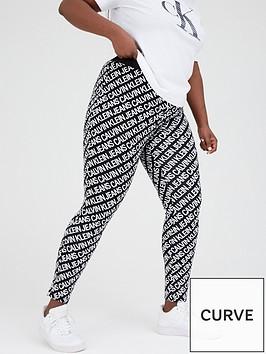 calvin-klein-jeans-plus-milano-all-over-print-logo-leggings-multi