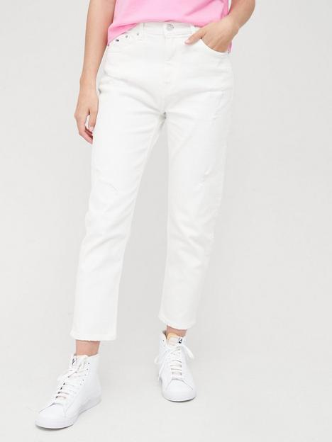 tommy-jeans-izzy-high-rise-slim-ankle-grazer-jean-white