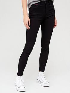 tommy-jeans-sylvia-high-rise-super-skinnynbspjean-black