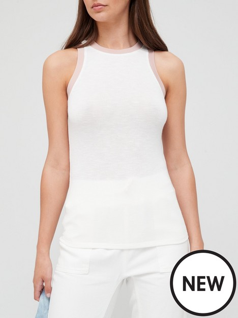 v-by-very-contrast-trim-jersey-vest-whitenbsp