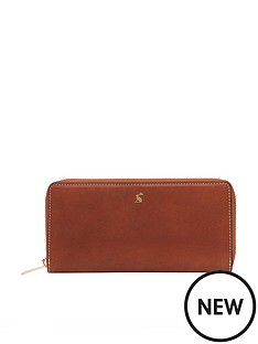 joules-heritage-leather-purse