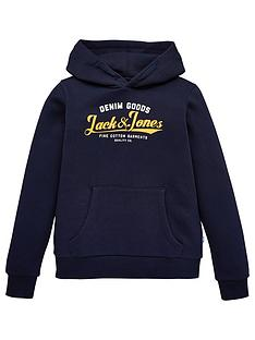 jack-jones-junior-boys-essential-hoodienbsp--navy-blazer