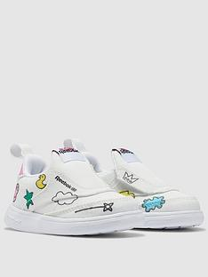 reebok-infants-peppa-pig-club-c-slip-on-whitenbsp