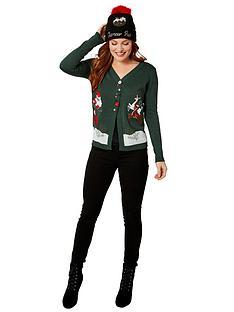 joe-browns-charismatic-christmas-cardigan-forest-green