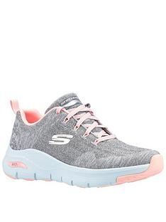 skechers-comfy-wave-arch-fit-trainers